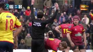 Critical Review of Referee in Belgium vs Spain - Incompetence, Inconsistency and Integrity