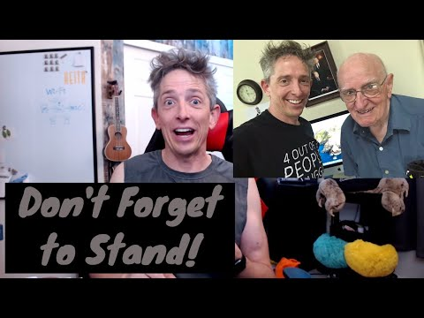 Don't Forget To Stand!