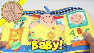 Fisher-price My First Book #j0221, 2005 - Baby Soft Musical Book