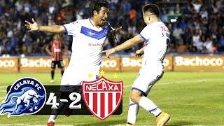 Celaya 4-2 Necaxa J10 - Clausura 2016
