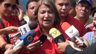 26 12 13 NOTA GOBERNADORA DE MONAGAS SE PRONUNCIA SOBRE RUMORES MAL INTENCIONADOS