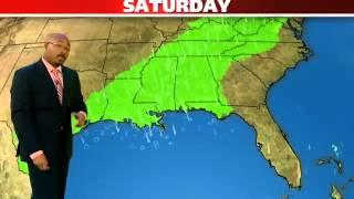 Houston's Weather Forecast