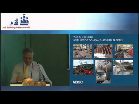2014 Designing, building and commissioning a new Tall Ship