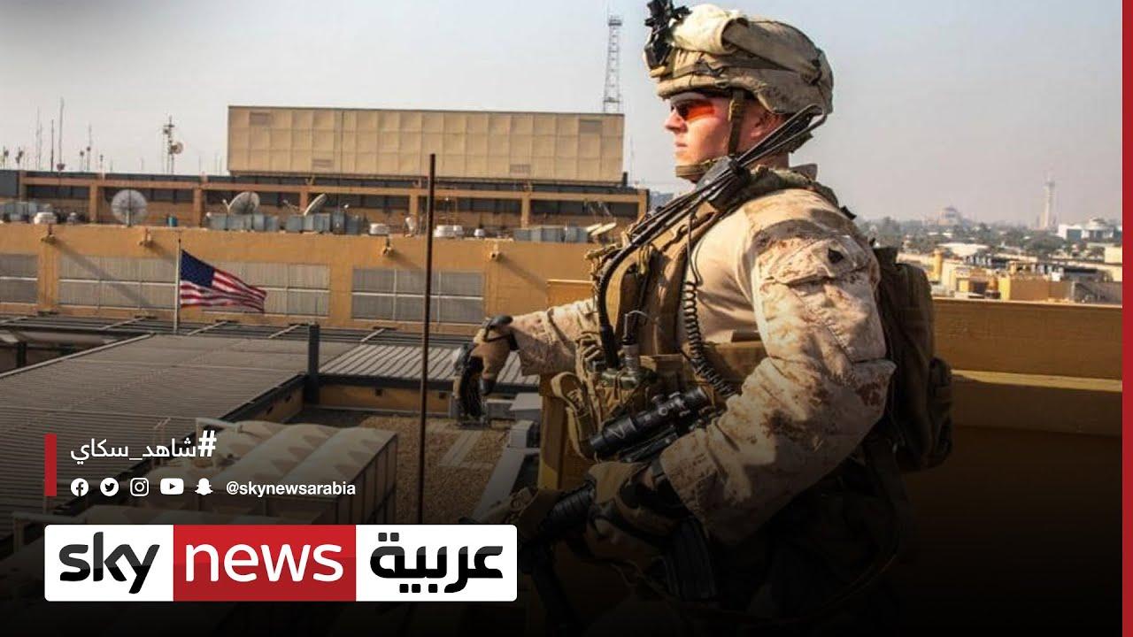 هجوم يستهدف قاعدة بلد التي تضم أميركيين  - نشر قبل 2 ساعة