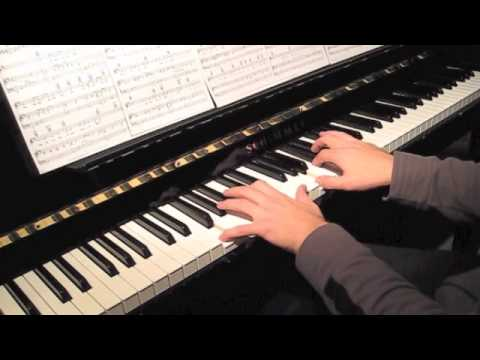 Aladdin  A whole new world  Piano