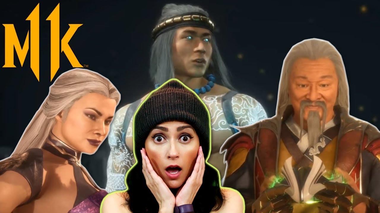 Aftermath DLC Story Mode Walkthrough | MK11 | Mortal Kombat 11
