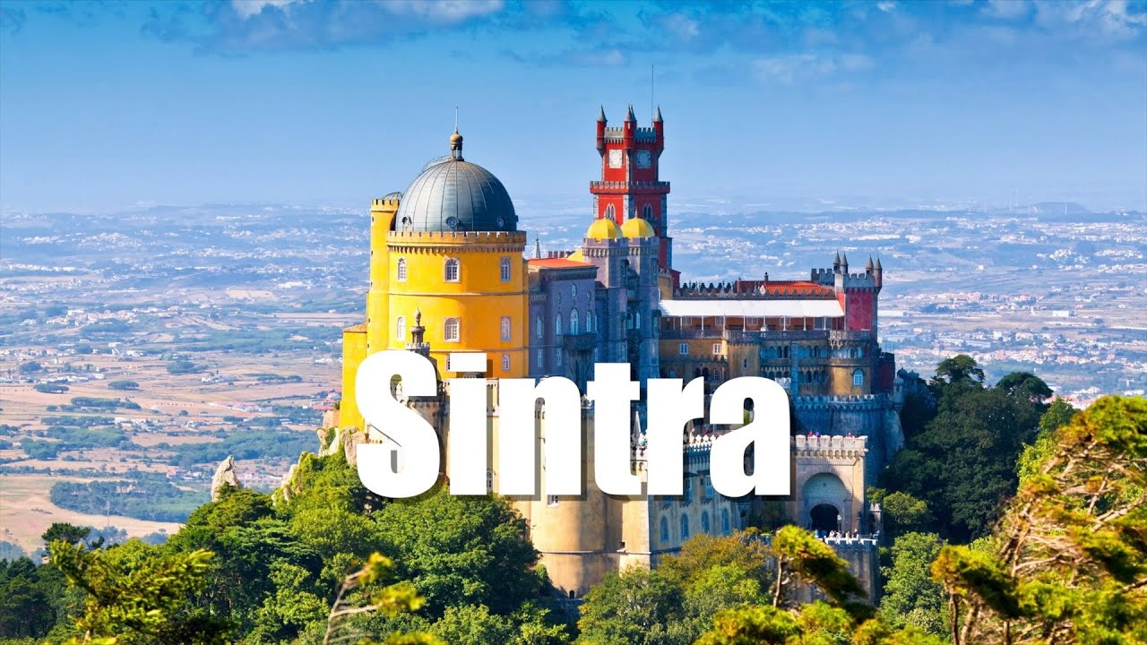 Sintra Portugal Unesco World Heritage Site Hd Youtube