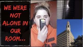 INVESTIGATING THE EMILY MORGAN HOTEL - 3rd Most Haunted Hotel In The World!