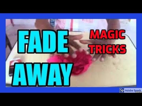 ONLINE MAGIC TRICKS TAMIL I ONLINE TAMIL MAGIC #340 I FADE AWAY