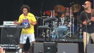 Kora - Skankenstein Full HD( Live at Raggamuffin 2012 NZ )