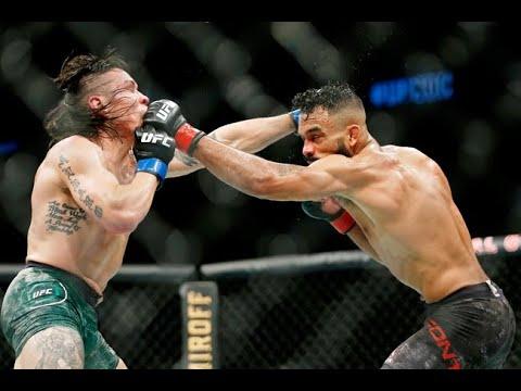 UFC Fight Night 173: RICKY SIMON Vs RAY BORG Full Fight