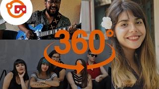 sesiones naranjo - música 360°
