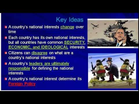 National Interest