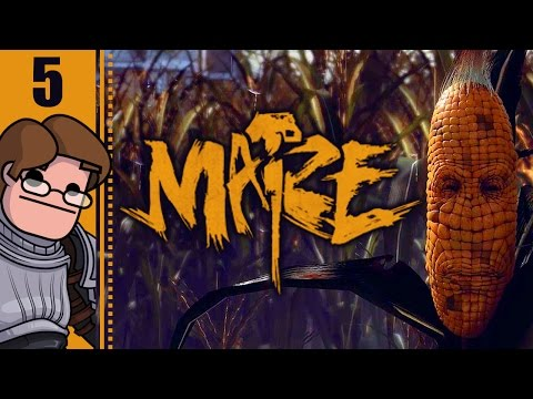 Let's Play Maize Part 5 - Living Quarters