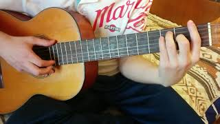 Простая Испанская мелодия на гитаре || By A.Harrison