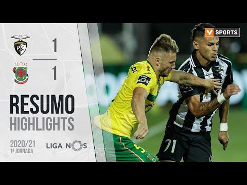Portimonense Ferreira Goals And Highlights