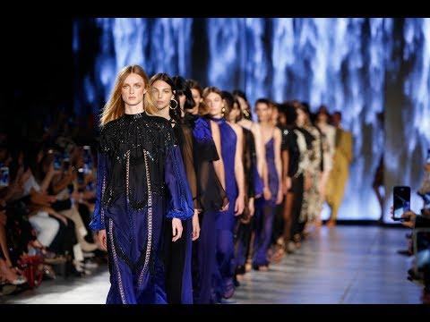 Spring Summer 2020 Collection - Alberta Ferretti Fashion Show