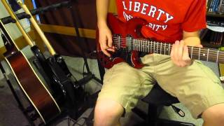Faceless | RED | Guitar Cover | HD!