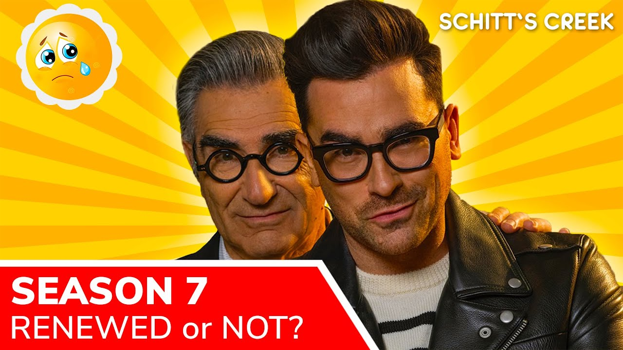 Download Season 7 of SCHITT'S CREEK isn't happening. The Roses say good-bye as Daniel Levy moves to ABC