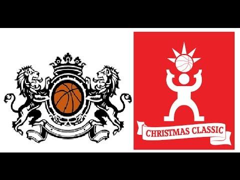 Christmas Classic Tournament 12/10/16 - Select Team 1st Game