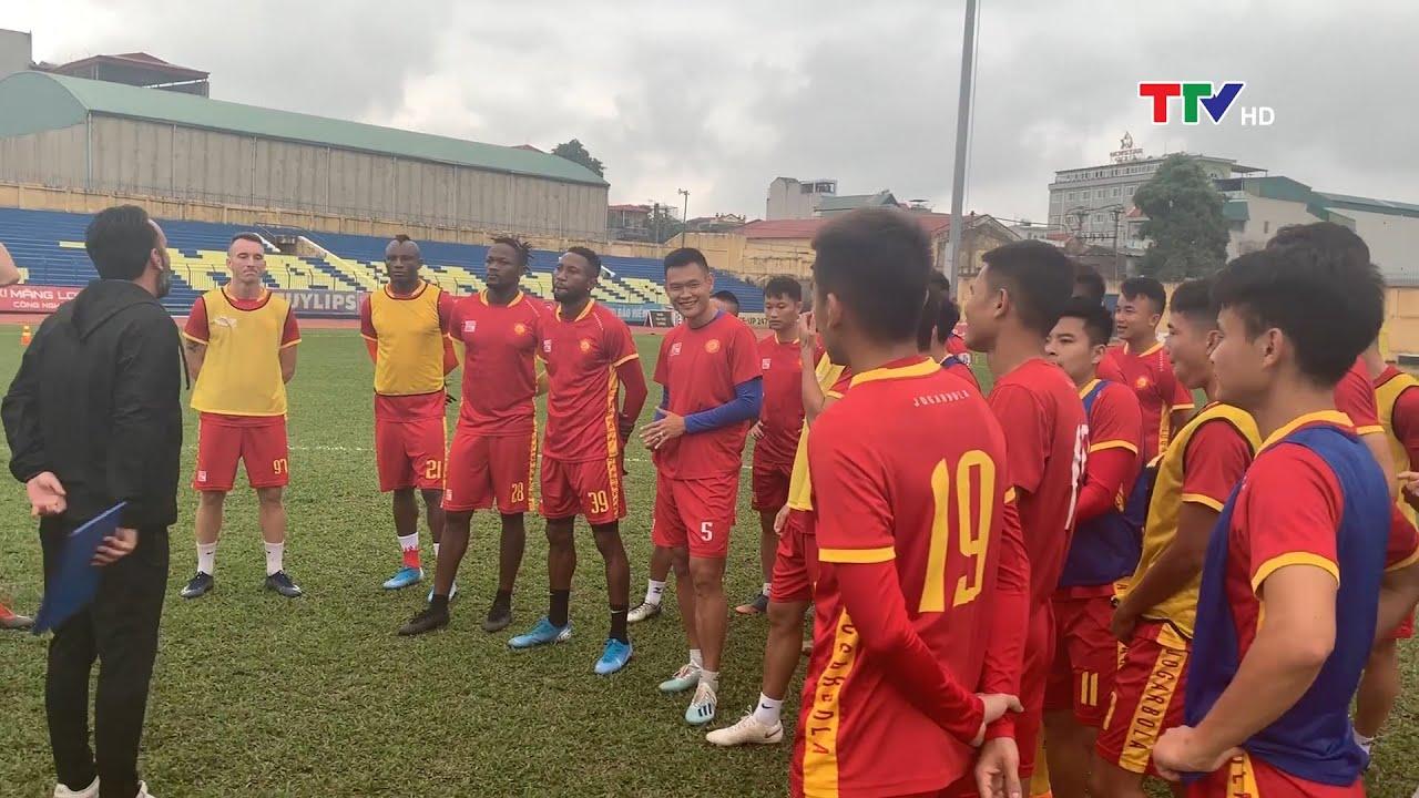 CLB bóng đá Thanh Hóa vẫn đang tìm kiếm một tiền vệ ngoại ưng ý