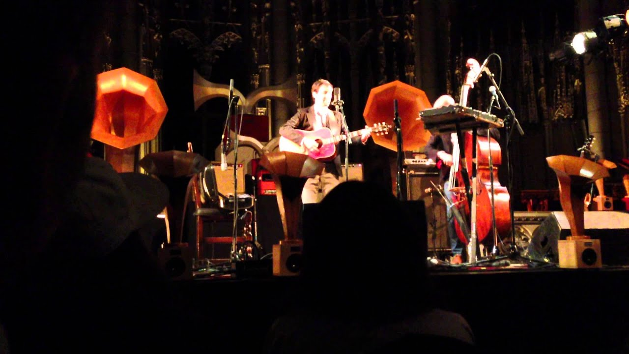 """Andrew Bird - """"Armchairs"""" - Live and Acoustic in NYC - YouTube"""