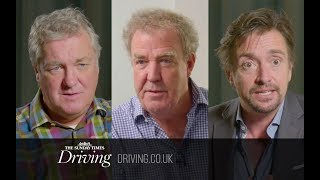 Clarkson, Hammond and May on hospitalisation and The Grand Tour season 2