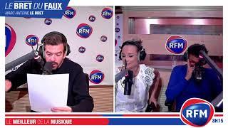 Le Bret Du Faux sur RFM / Lundi 12 Mars 2018