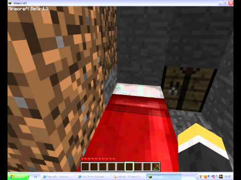 Minecraft - How To Make A Bed - Youtube