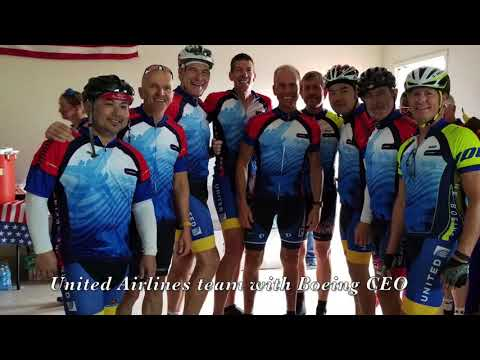 2017 Project Hero Honor Ride-California Challenge from SF to LA