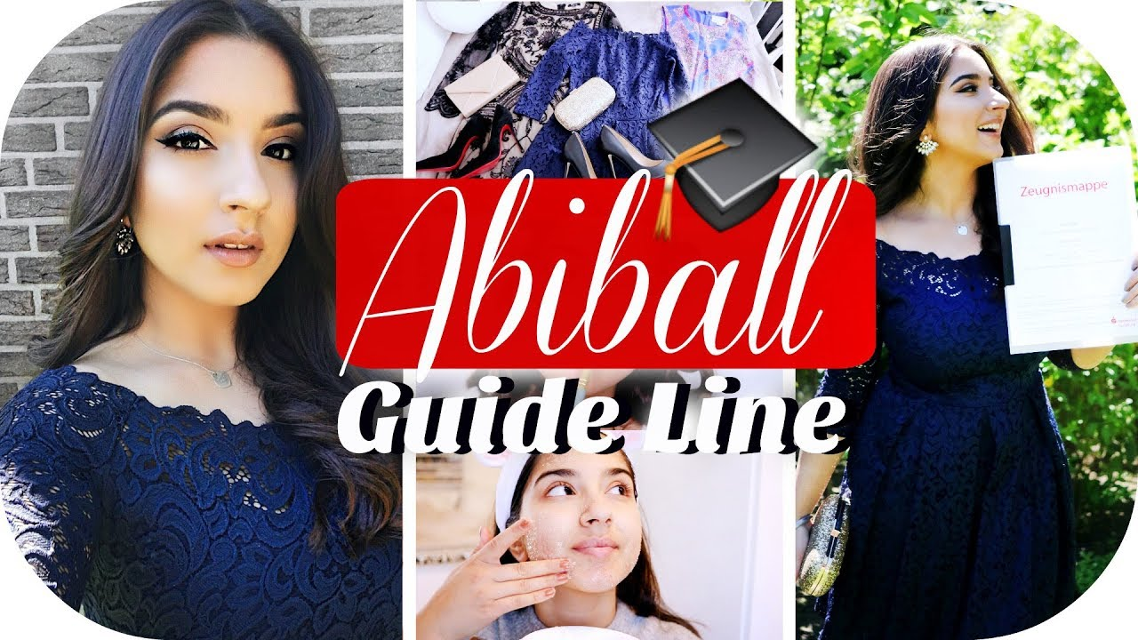 get ready with me abiball make up frisur outfit guideline sanny kaur youtube. Black Bedroom Furniture Sets. Home Design Ideas