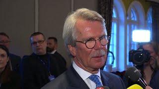 Ja till Nordea i Finland - Nyheterna (TV4)