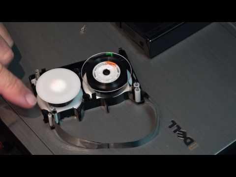 Cut VHS C cassette repair
