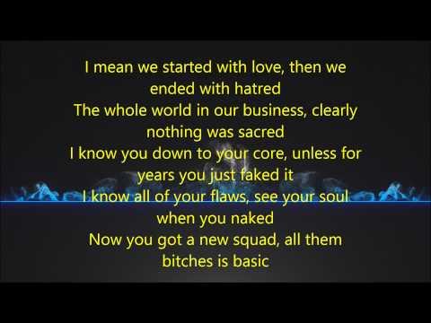 Joe budden - Broke lyrics