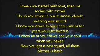 Joe budden - Broke lyrics