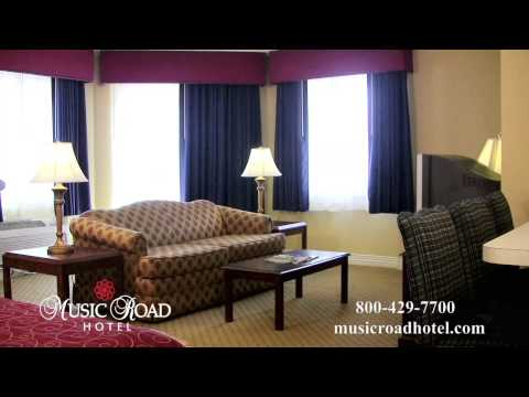 Music Road Hotel Pigeon Forge Tennessee Smoky Mountains