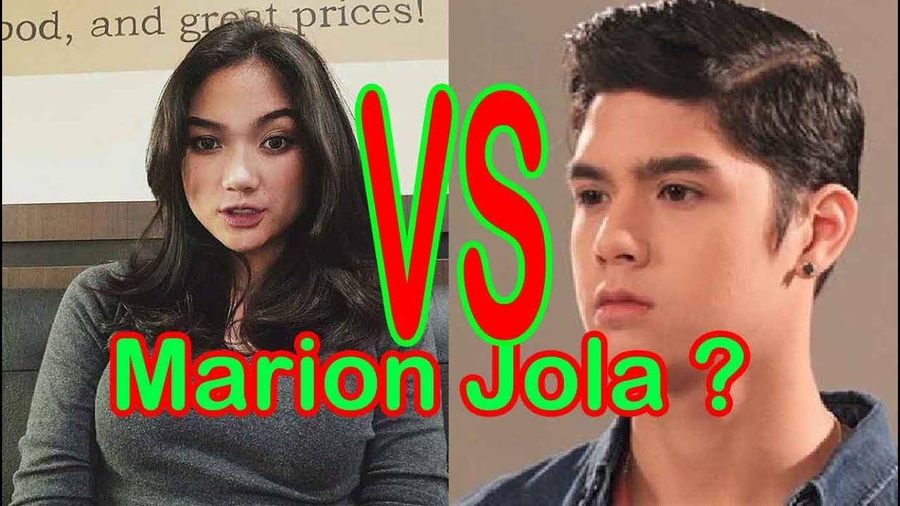 Marion Jola: Al-Ghazali VS Marion Jola Indonesian Idol