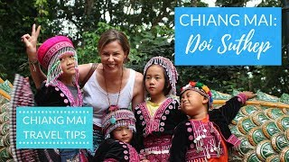 Doi Suthep: Top Things To Do In Chiang Mai | Thailand Vlog | Kathryn Tamblyn