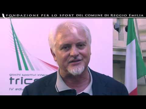 """Edmondo Grasselli - """"Giochi del Tricolore, occasione di partecipazione per l'intera città"""""""