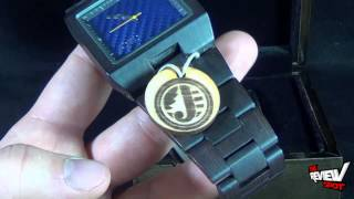 Collectible Spot - Jord Delmar Wooden Watch