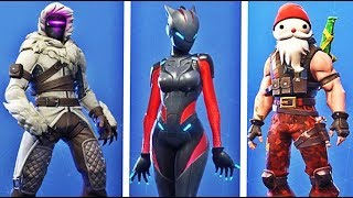 UNLOCKING STAGE 4 LYNX, STAGE 3 ZENITH, & SANTA SKIN! FORTNITE BATTLE ROYALE!