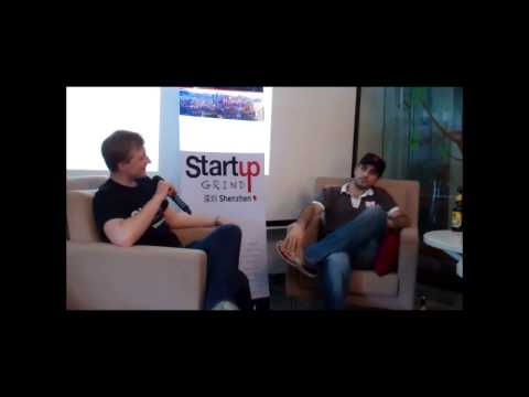 Mihran Papazian (Exclusive Brands & dianboom) at Startup Grind Shenzhen