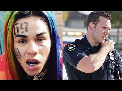 Versace Boys Arrested Going After 6ix9ine at an San Antonio Airport