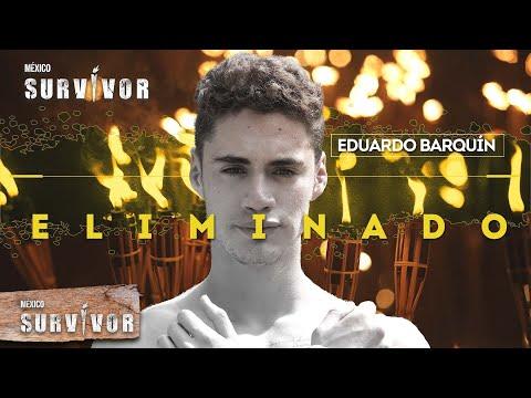 Eduardo Barquín lo entregó todo y se despide se Survivor México. | Survivor México 2021