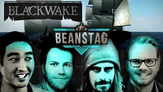 Blackwake   Beanstag #007 mit Budi, Etienne, Nils & Andy   Let's Play Blackwake