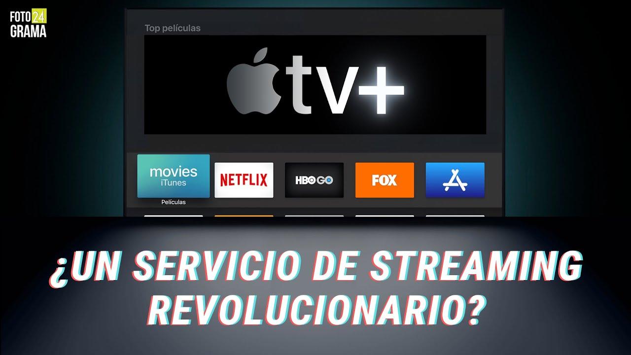 Review: Apple TV Plus ¿Viene a Revolucionar los Servicios de Streaming? | Fotograma 24 c/ David Arce