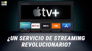 Review: Apple TV Plus ¿Viene a Revolucionar los Servicios de Streaming? | Fotograma 24 c/ David Arce