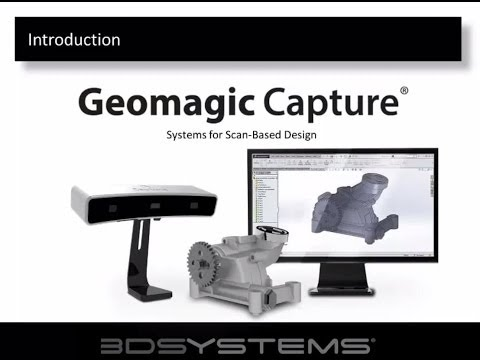 Geomagic Capture for SolidWorks Demonstration