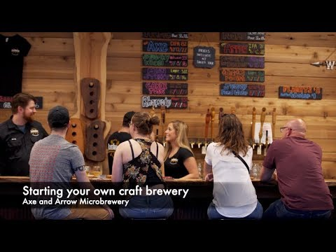 How To Successfully Open Your Own Tap Room (Part 2: Axe And Arrow Microbrewery, Glassboro, NJ)