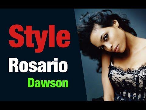 Rosario Dawson Style Rosario Dawson Fashion Cool Styles Looks